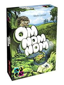 ボードゲーム 英語 アメリカ 海外ゲーム 【送料無料】Brain Games Om Nom Nom Board Game - Solo or Multiplayer Strategy Game for Kids, Age 8+, Teenagers and Adults - Award Winning Family Fun!ボードゲーム 英語 アメリカ 海外ゲーム
