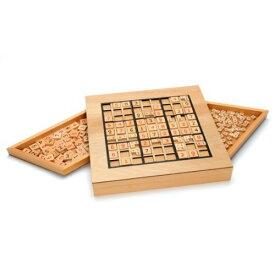 ボードゲーム 英語 アメリカ 海外ゲーム 【送料無料】WE Games Wooden Sudoku Puzzle Board Game with Number & Thinking Tiles - 11 inボードゲーム 英語 アメリカ 海外ゲーム