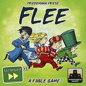 ボードゲーム 英語 アメリカ 海外ゲーム 【送料無料】Stronghold Games Flee Board Gamesボードゲーム 英語 アメリカ 海外ゲーム