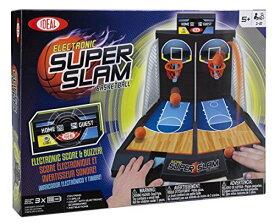 ボードゲーム 英語 アメリカ 海外ゲーム 【送料無料】Ideal Electronic Super Slam Basketball Tabletop Gameボードゲーム 英語 アメリカ 海外ゲーム