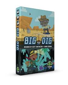 ボードゲーム 英語 アメリカ 海外ゲーム 【送料無料】Big Digボードゲーム 英語 アメリカ 海外ゲーム