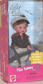 バービー バービー人形 【送料無料】Kelly Club Pilot Tommy Dollバービー バービー人形