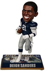 ボブルヘッド バブルヘッド 首振り人形 ボビンヘッド BOBBLEHEAD Forever Collectibles NFL Dallas Cowboys Mens Dallas Cowboys Bobblehead - 8 - Retired Player - Deion Sanders #20 - Special Order,ボブルヘッド バブルヘッド 首振り人形 ボビンヘッド BOBBLEHEAD