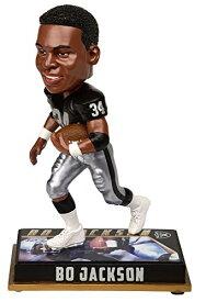 ボブルヘッド バブルヘッド 首振り人形 ボビンヘッド BOBBLEHEAD 【送料無料】Forever Collectibles NFL Los Angeles Raiders Mens Los Angeles Raiders Bobblehead - 8 - Retired Player - Bo Jacボブルヘッド バブルヘッド 首振り人形 ボビンヘッド BOBBLEHEAD
