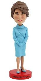 【送料無料】ロイヤルボブルズ Royal Bobbles メラニア・トランプ Melania Trump ボブルヘッド人形