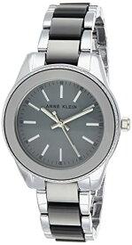 アンクライン 腕時計 レディース 【送料無料】Anne Klein Dress Watch (Model: AK/3215GYSV)アンクライン 腕時計 レディース