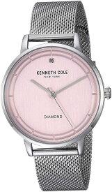 ケネスコール・ニューヨーク Kenneth Cole New York 腕時計 レディース 【送料無料】Kenneth Cole New York Women's Quartz Stainless Steel Casual Watch, Color:Silver-Toned (Model: KC50ケネスコール・ニューヨーク Kenneth Cole New York 腕時計 レディース