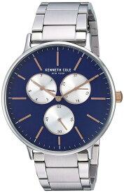 ケネスコール・ニューヨーク Kenneth Cole New York 腕時計 メンズ 【送料無料】Kenneth Cole New York Men's Sport' Quartz Stainless Steel Dress Watch, Color:Silver-Toned (Model: KC149460ケネスコール・ニューヨーク Kenneth Cole New York 腕時計 メンズ