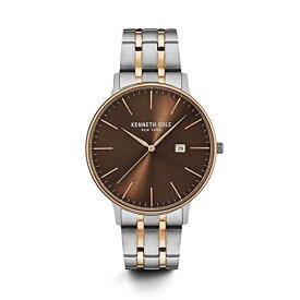 ケネスコール・ニューヨーク Kenneth Cole New York 腕時計 メンズ 【送料無料】Kenneth Cole New York Men's 'Classic' Quartz Stainless Steel Dress Watch, Color:Two Tone (Model: KC1509500ケネスコール・ニューヨーク Kenneth Cole New York 腕時計 メンズ