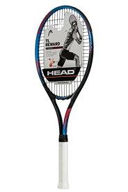 テニス ラケット 輸入 アメリカ ヘッド 【送料無料】HEAD Ti. Reward Tennis Racket - Pre-Strung Head Light Balance 27 Inch Racquet - 4 1/4 In Grip, Blue/Blackテニス ラケット 輸入 アメリカ ヘッド