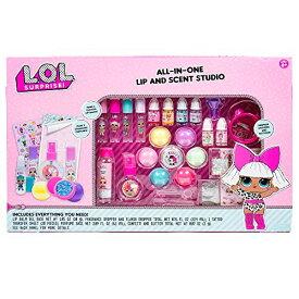 エルオーエルサプライズ 人形 ドール 【送料無料】L.O.L. Surprise! All-in-One Lip & Scent Body Studio by Horizon Group USA.DIY Lip Balm & Scent Making Activity kit.Add Colors,Glitter,Confetti & Fragrances & More エルオーエルサプライズ 人形 ドール