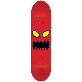 デッキ スケボー スケートボード 海外モデル 直輸入 Toy Machine Monster Face 8.0 Skateboard Deckデッキ スケボー スケートボード 海外モデル 直輸入
