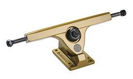 トラック スケボー スケートボード 海外モデル 直輸入 【送料無料】Caliber Trucks Cal II 50° RKP Longboard Trucks (Satin Gold)トラック スケボー スケートボード 海外モデル 直輸入