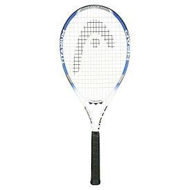 テニス ラケット 輸入 アメリカ ヘッド 【送料無料】HEAD Ti.S1 Supreme Prestrung Tennis Racquets (4_1/4 Blue and White)テニス ラケット 輸入 アメリカ ヘッド