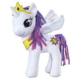 マイリトルポニー ハズブロ hasbro、おしゃれなポニー かわいいポニー ゆめかわいい 【送料無料】My Little Pony Friendship is Magic Princess Celestia Feature Wings Plushマイリトルポニー ハズブロ hasbro、おしゃれなポニー かわいいポニー ゆめかわいい