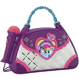 マイリトルポニー ハズブロ hasbro、おしゃれなポニー かわいいポニー ゆめかわいい 【送料無料】My Little Pony Magical Music Sing Along Boomboxマイリトルポニー ハズブロ hasbro、おしゃれなポニー かわいいポニー ゆめかわいい