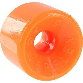 ウィール タイヤ スケボー スケートボード 海外モデル 【送料無料】Powerflex 5 63mm 88a Orange Longboard Wheels (Set of 4)ウィール タイヤ スケボー スケートボード 海外モデル