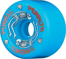 ウィール タイヤ スケボー スケートボード 海外モデル WSBAPPG26497B4 Powell-Peralta G-Bones 97A Skateboard Wheels (Blue, 64mm)ウィール タイヤ スケボー スケートボード 海外モデル WSBAPPG26497B4