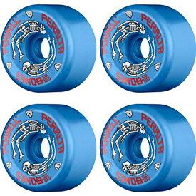 ウィール タイヤ スケボー スケートボード 海外モデル DECK Powell Peralta G-Bones II 97a 64mm Blue Skateboard Wheels (Set of 4)ウィール タイヤ スケボー スケートボード 海外モデル DECK