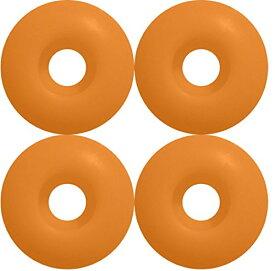 ウィール タイヤ スケボー スケートボード 海外モデル DECK 【送料無料】Dura Rollers Set of 4 Skateboard Wheels Blank 54mm Orangeウィール タイヤ スケボー スケートボード 海外モデル DECK