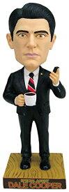 ボブルヘッド バブルヘッド 首振り人形 ボビンヘッド BOBBLEHEAD 【送料無料】Bif Bang Pow! Twin Peaks Agent Cooper Bobble Headボブルヘッド バブルヘッド 首振り人形 ボビンヘッド BOBBLEHEAD