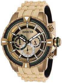 腕時計 インヴィクタ インビクタ メンズ 【送料無料】Invicta Men's Bolt Stainless Steel Quartz Watch with Silicone Strap, Beige, 28 (Model: 29083)腕時計 インヴィクタ インビクタ メンズ