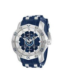 腕時計 インヴィクタ インビクタ メンズ 【送料無料】Invicta NFL Indianapolis Colts Automatic Blue Dial Men's Watch 32021腕時計 インヴィクタ インビクタ メンズ
