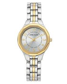 アンクライン 腕時計 レディース 【送料無料】Anne Klein Dress Watch (Model: AK/3491SVTT)アンクライン 腕時計 レディース