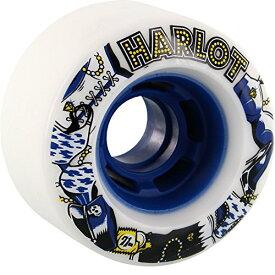 ウィール タイヤ スケボー スケートボード 海外モデル Venom Harlot Cobra Core 71mm 82a White/Blue Longboard Wheels (Set of 4)ウィール タイヤ スケボー スケートボード 海外モデル