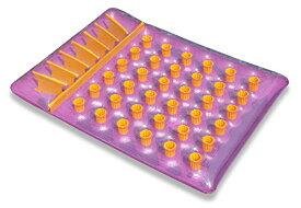 フロート プール 水遊び 浮き輪 9036 Swimline Double Mattress, Purpleフロート プール 水遊び 浮き輪 9036