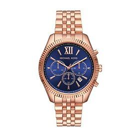 腕時計 マイケルコース レディース マイケル・コース アメリカ直輸入 【送料無料】Michael Kors Women's Lexington Quartz Watch with Stainless Steel Strap, Rose Gold, 18 (Model: MK6710)腕時計 マイケルコース レディース マイケル・コース アメリカ直輸入
