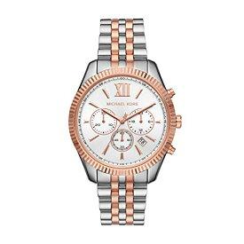 腕時計 マイケルコース レディース マイケル・コース アメリカ直輸入 【送料無料】Michael Kors Women's Lexington Quartz Watch with Stainless Steel Strap, Rose Gold, 18 (Model: MK6711)腕時計 マイケルコース レディース マイケル・コース アメリカ直輸入