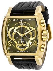 腕時計 インヴィクタ インビクタ メンズ 【送料無料】Invicta Men's Quartz Watch with Stainless Steel Strap, Black, 26 (Model: 27953)腕時計 インヴィクタ インビクタ メンズ