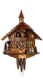 カッコー時計 インテリア 壁掛け時計 海外モデル アメリカ 【送料無料】Cuckoo Clock moveable kissing Couple, turning mill-wheelカッコー時計 インテリア 壁掛け時計 海外モデル アメリカ
