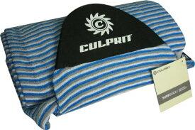 """サーフィン ボードケース バックパック マリンスポーツ 【送料無料】Culprit Surf Protector Pocket 7ft 6in Surfboard Sock Blue Tan Gray - 7'6"""" Round Noseサーフィン ボードケース バックパック マリンスポーツ"""