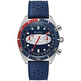 腕時計 ブローバ メンズ 【送料無料】Bulova Archive Series Surfboard - 98A253 Blue One Size腕時計 ブローバ メンズ