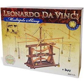 エレンコ ロボット 電子工作 知育玩具 パズル EDU-61022 Edu-Toys Leonardo Da Vinci Multiple Slingエレンコ ロボット 電子工作 知育玩具 パズル EDU-61022