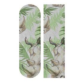 デッキテープ グリップテープ スケボー スケートボード 海外モデル 【送料無料】engree 33.1x9.1inch Sport Outdoor Colored Skateboard Grip Tape Strong Muscle Rhino Print Waterproof Cute Sデッキテープ グリップテープ スケボー スケートボード 海外モデル