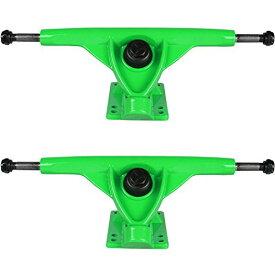 トラック スケボー スケートボード 海外モデル 直輸入 【送料無料】Havoc Longboard Trucks 180mm Reverse Kingpin Green (Pair) Skateboardトラック スケボー スケートボード 海外モデル 直輸入