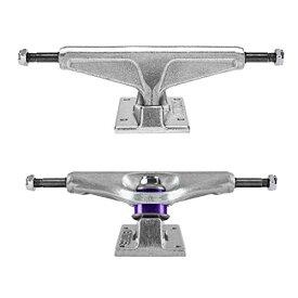 """トラック スケボー スケートボード 海外モデル 直輸入 【送料無料】Venture Skateboard Trucks Standard Polished 6.1 High - 8.75"""" Axle, Silver, Pairトラック スケボー スケートボード 海外モデル 直輸入"""