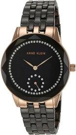 腕時計 アンクライン レディース 【送料無料】Anne Klein Women's Swarovski Crystal Accented Ceramic Bracelet Watch, AK/3612腕時計 アンクライン レディース