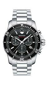 腕時計 モバード メンズ 【送料無料】Movado Sport Chronograph Watch (Model: 2600142)腕時計 モバード メンズ