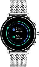 腕時計 モバード メンズ 【送料無料】Movado Connect 2.0 Unisex Powered with Wear OS by Google Stainless Steel and Stainless Steel Smartwatch, Color: Silver (Model: 3660032)腕時計 モバード メンズ