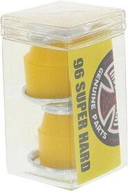 ブッシュ スケボー スケートボード 海外モデル 直輸入 【送料無料】Independent Standard Cylinder Cushions Yellow Skateboard Bushings - 2 Pair with Washers - 96a by Independentブッシュ スケボー スケートボード 海外モデル 直輸入