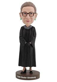 ボブルヘッド バブルヘッド 首振り人形 ボビンヘッド BOBBLEHEAD 【送料無料】Royal Bobbles Ruth Bader Ginsburg Bobbleheadボブルヘッド バブルヘッド 首振り人形 ボビンヘッド BOBBLEHEAD