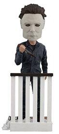 ボブルヘッド バブルヘッド 首振り人形 ボビンヘッド BOBBLEHEAD 【送料無料】Royal Bobbles Michael Myers Bobblehead from John Carpenter's 1978's Halloween Slasher Filmボブルヘッド バブルヘッド 首振り人形 ボビンヘッド BOBBLEHEAD