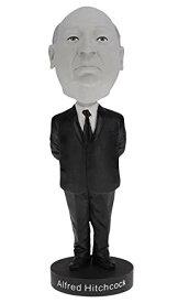 ボブルヘッド バブルヘッド 首振り人形 ボビンヘッド BOBBLEHEAD 【送料無料】Royal Bobbles Alfred Hitchcock Bobblehead - Limited Edition Black & White Versionボブルヘッド バブルヘッド 首振り人形 ボビンヘッド BOBBLEHEAD