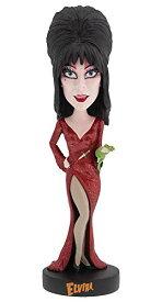 ボブルヘッド バブルヘッド 首振り人形 ボビンヘッド BOBBLEHEAD 【送料無料】Royal Bobbles Elvira, Mistress of The Dark Bobblehead - Limited Edition Red Dress Versionボブルヘッド バブルヘッド 首振り人形 ボビンヘッド BOBBLEHEAD