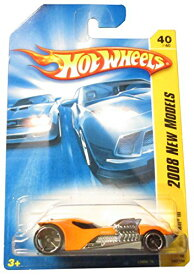 ホットウィール マテル ミニカー ホットウイール 【送料無料】Hot Wheels 2008 040 New Models # 40 Twin Mill III Orangeホットウィール マテル ミニカー ホットウイール