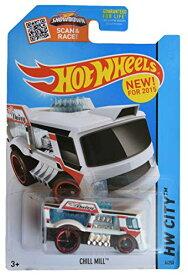 ホットウィール マテル ミニカー ホットウイール 【送料無料】Hot Wheels City Series [White] Chill Mill 4/250ホットウィール マテル ミニカー ホットウイール